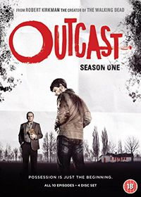 Outcast Season 1 (DVD)