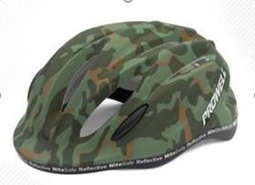 Prowell Kids Camoflouge Helmet - Spark Design