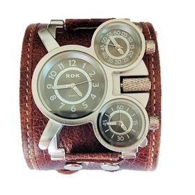 WC01 Rok Armo Watch-  Brown
