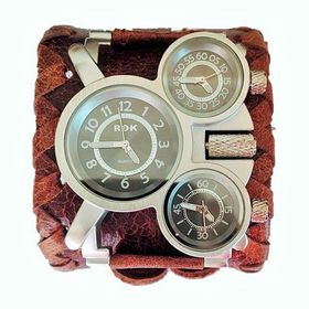 WC02 Rok Armo Watch - Brown
