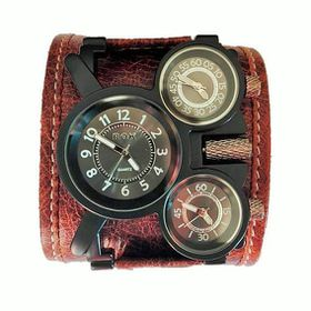 WC03 Rok Armo Watch - Brown
