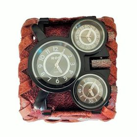WC04 Rok Armo Watch - Brown