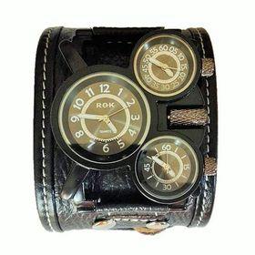 WC12 Rok Armo Watch - Black