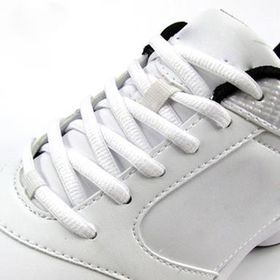 Shoe Laces for Running Shoes - White