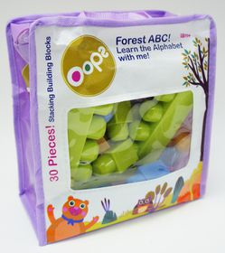 Oops - ABC Forest Learn Alphabet - Green