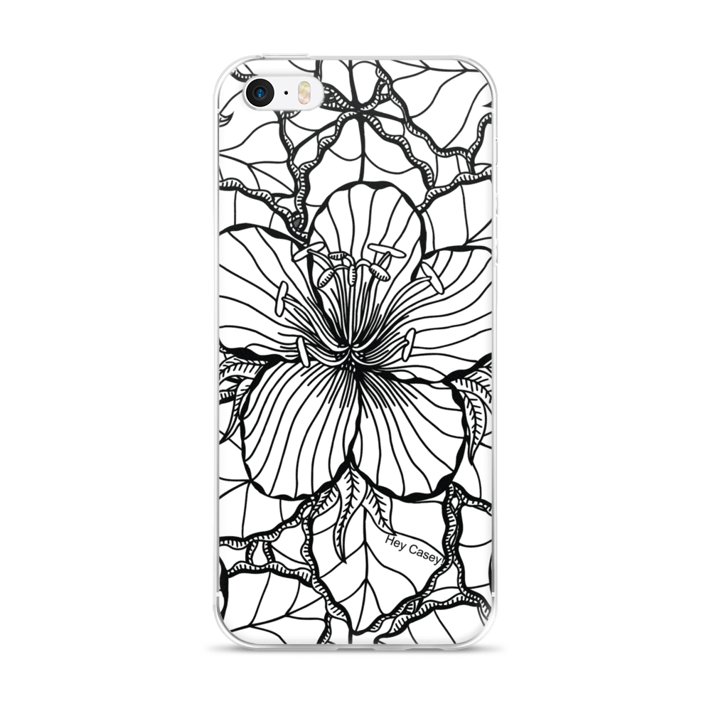 Colouring for adults south africa - Adult Coloring Lilly Delight Phone Case For Iphone 5 5s Loading Zoom