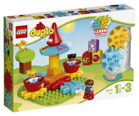 LEGO® DUPLO® My First Carousel: 10845