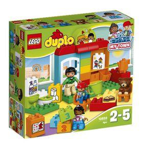 LEGO® Duplo® Town Preschool: 10833