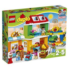 LEGO® Duplo® Town Town Square: 1083