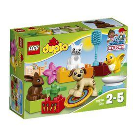 LEGO® Duplo® Town Family Pets: 10838