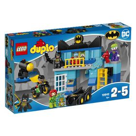 LEGO® Duplo® Super Heros Batcave Challenge: 10842
