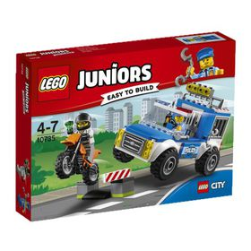 LEGO® Juniors Police Truck Chase