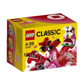 LEGO® Classic Red Creativity Box: 10707