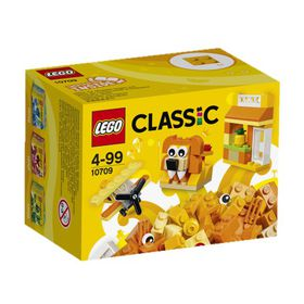 LEGO® Classic Orange Creativity Box: 10709