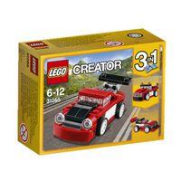 LEGO®  Creator Red racer: 31055