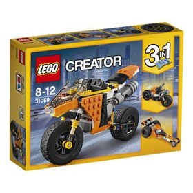 LEGO® Creator Sunset Street Bike: 31059
