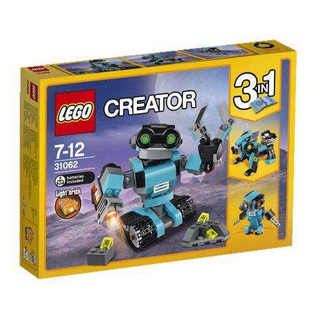LEGO® Creator Robo Explorer: 31062