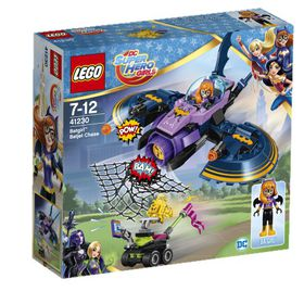 LEGO® Dc Super Hero Girls Batgirl™ Batjet Chase: 41230