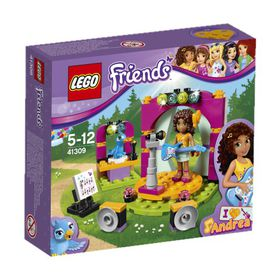 LEGO® Friends Andrea's Musical Duet: 41309