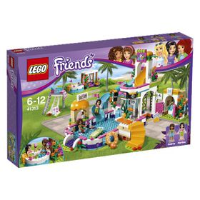 LEGO® Friends Heartlake Summer Pool: 41313