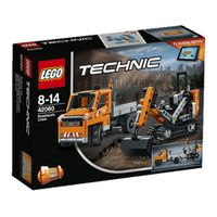 LEGO® Technic Roadwork Crew: 42060