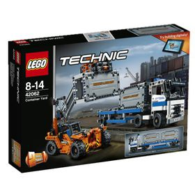 LEGO® Technic Container Yard: 42062