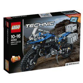 LEGO® Technic BMW R 1200 GS Adventure: 42063