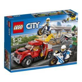 LEGO® City Police Tow Truck Trouble: 60137