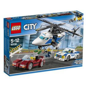 LEGO® City Police High-speed Chase: 60138