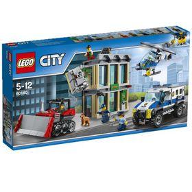 LEGO® City Police Bulldozer Break-in: 60140