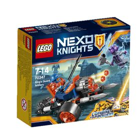 LEGO® Nexo Knights King's Guard Artillery: 70347