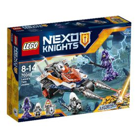 LEGO® Nexo Knights Lance's Twin Jouster: 70348