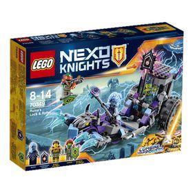 LEGO® Nexo Knights Ruina's Lock & Roller: 70349