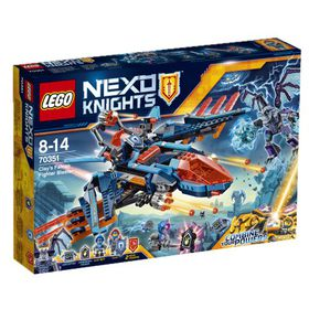 LEGO® Nexo Knights Clay's Falcon Fighter Blaster: 70351