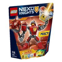 LEGO® Nexo Knights Battle Suit Macy: 70363