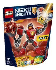 LEGO® Nexo Knights Battle Suit Macy: 70363