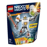 LEGO® Nexo Knights Battle Suit Lance: 70366