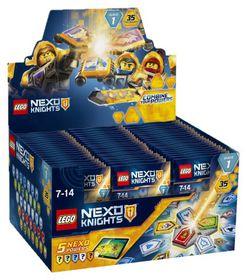 LEGO® Nexo Knights Combo NEXO Powers Wave 1: 70372