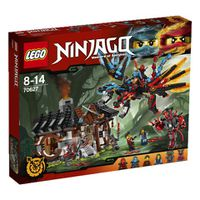 LEGO® Ninjago Dragon's Forge: 70627