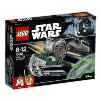 LEGO® Star Wars Yoda's Jedi Starfighter™: 75168
