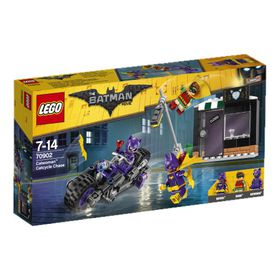 LEGO Batman Movie - Catwoman Catcycle Chase