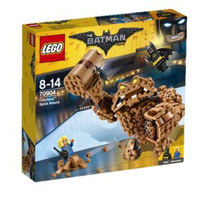 The LEGO Batman Movie: Clayface Splat Attack 70904