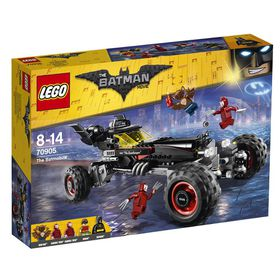 The LEGO Batman Movie: The Batmobile 70905
