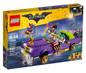 LEGO Batman Movie - The Joker Notorious Lowrider