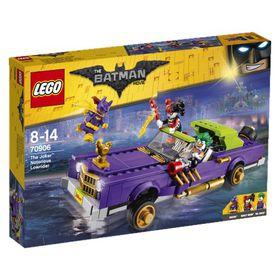 The LEGO Batman Movie - The Joker Notorious Lowrider 70906