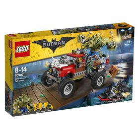 The LEGO Batman Movie: Killer Croc Tail-Gator 70907