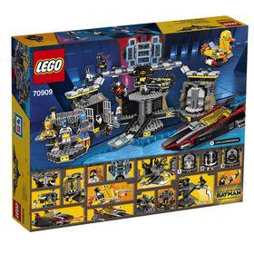 The LEGO Batman Movie - Bat-cave Break-in 70909