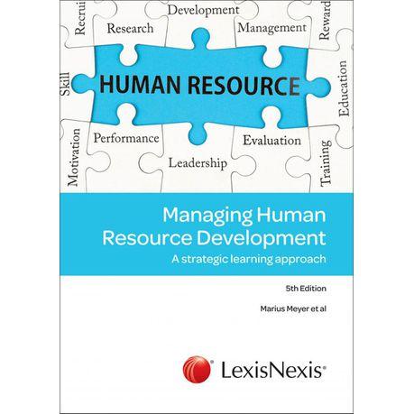 Human Resource Development Book
