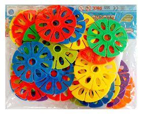 DIY Spiral Plastic Building Blocks