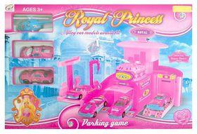 Royal Princess Parking Game